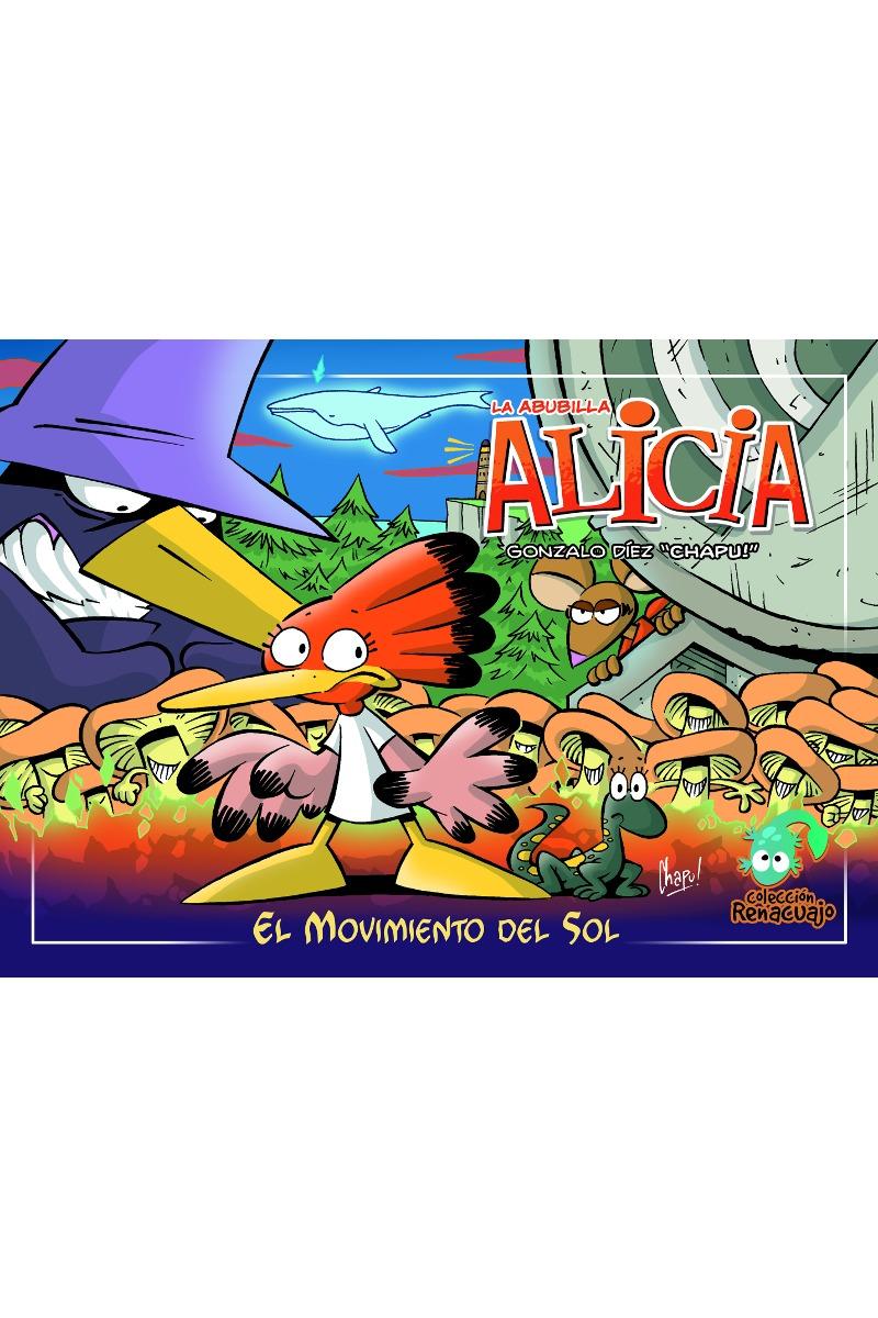 La Abubilla Alicia 2: portada