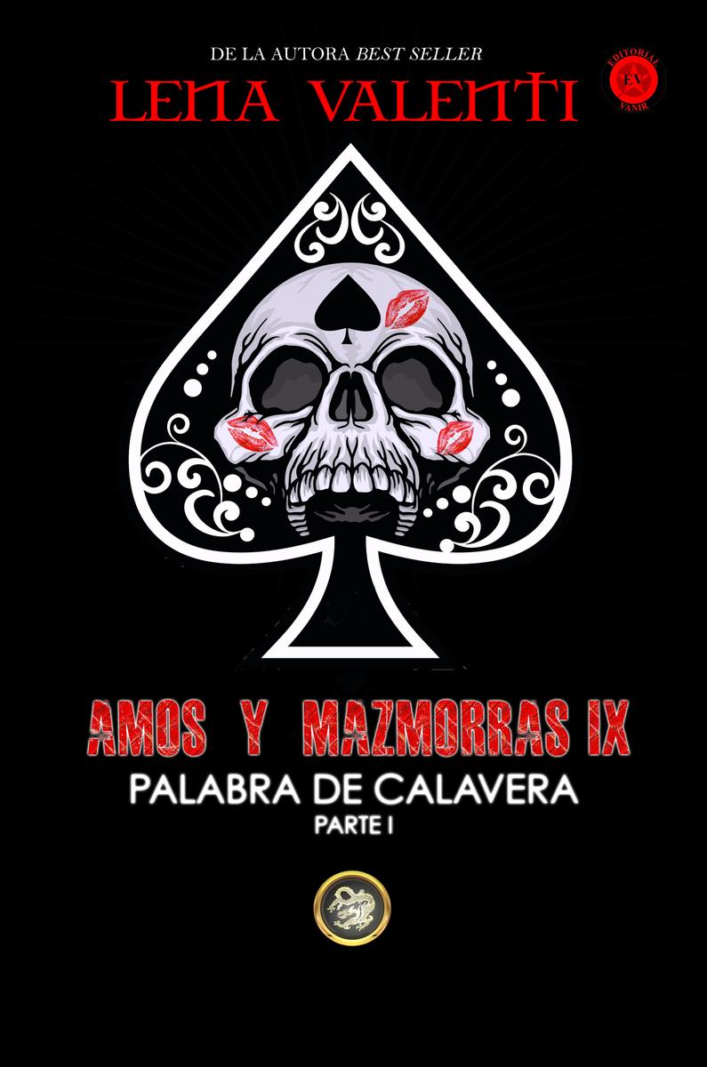 AMOS Y MAZMORRAS IX: portada