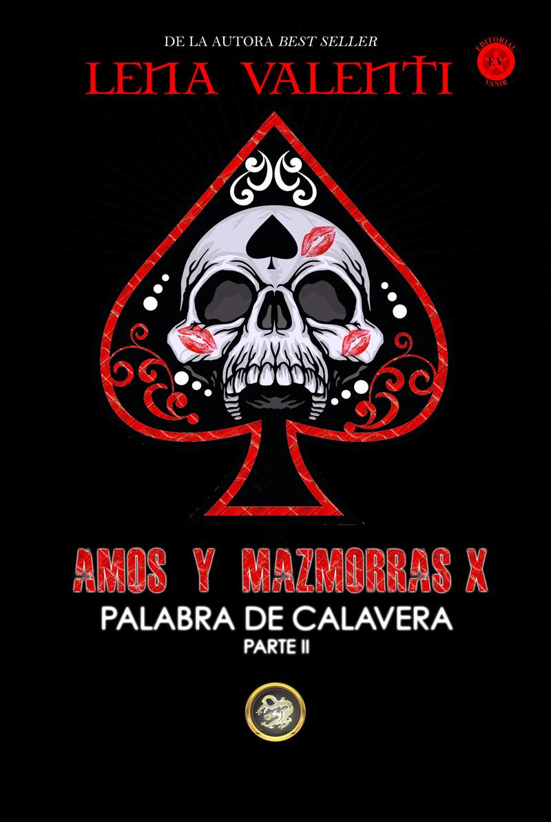 AMOS Y MAZMORRAS X: portada