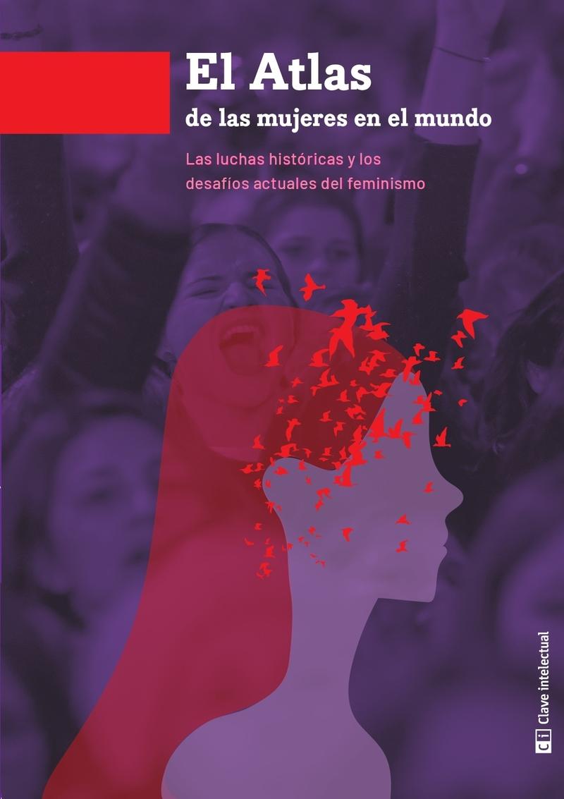 Atlas de las mujeres en el mundo: portada