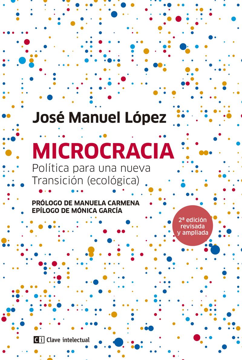 Microcracia: portada