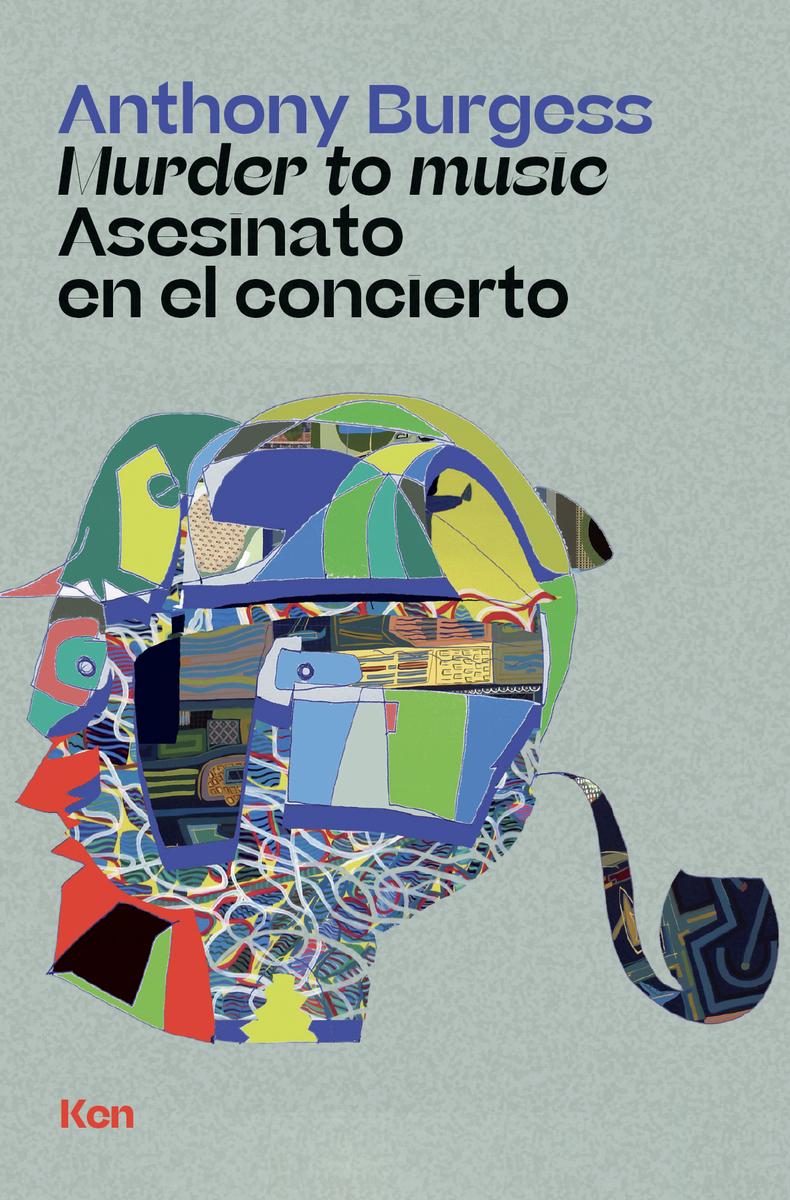Murder to music / Asesinato en el concierto: portada