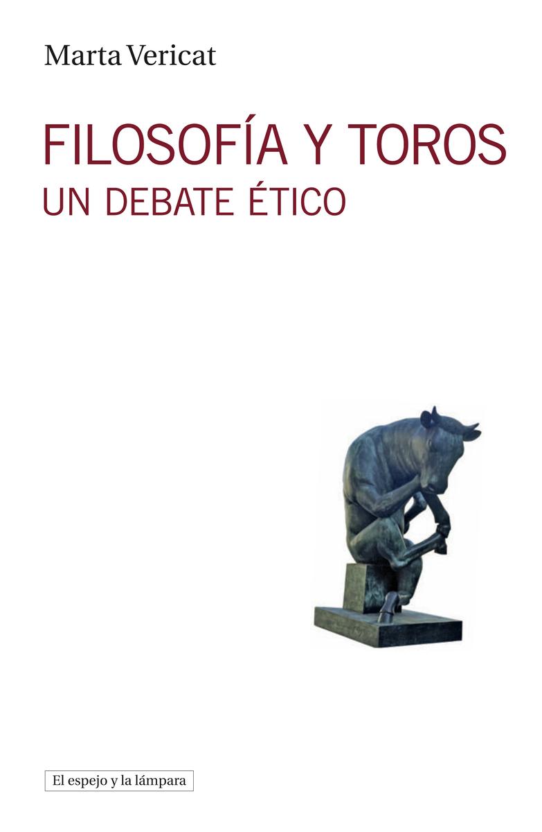 Filosofía y toros: portada