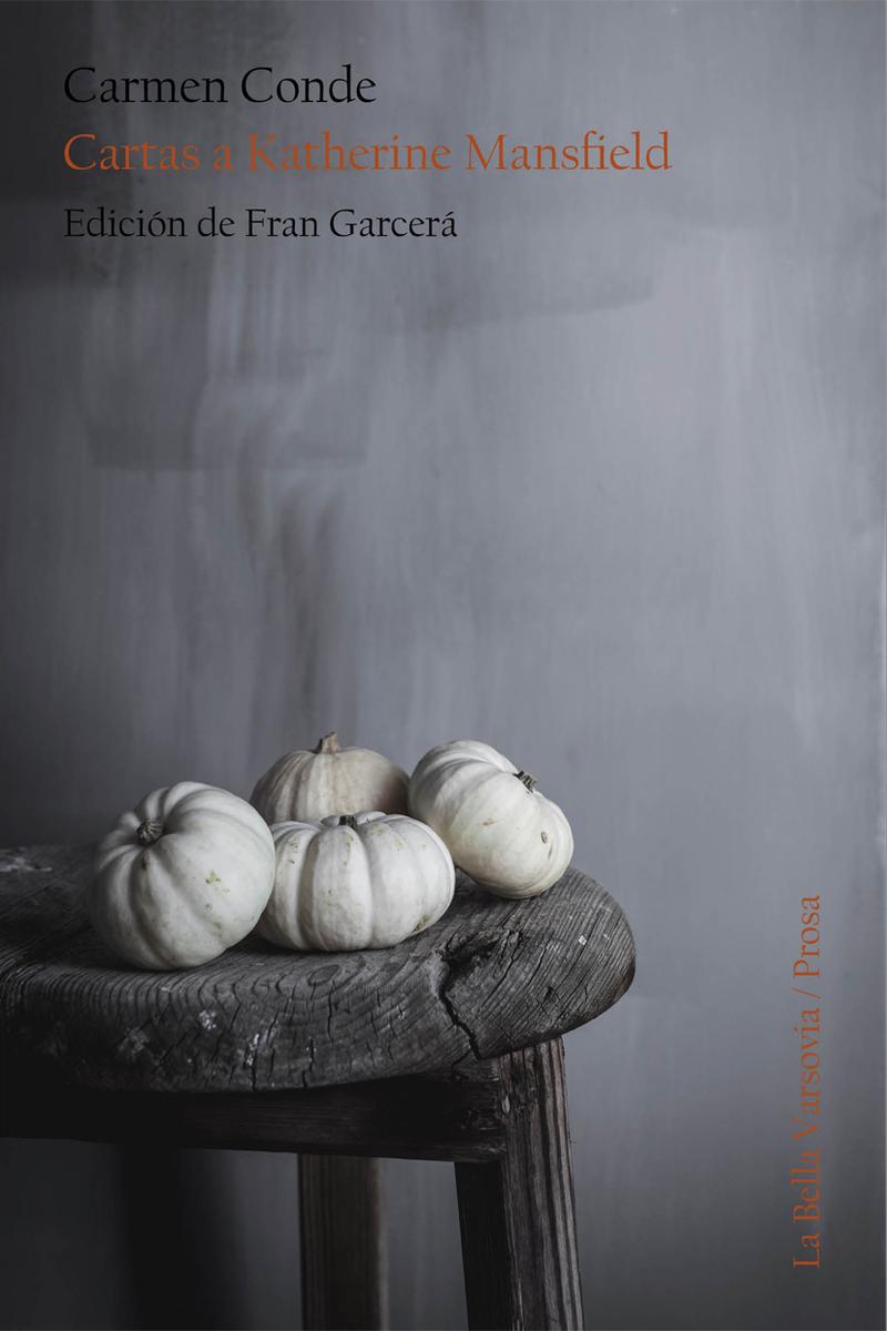 Cartas a Katherine Mansfield: portada