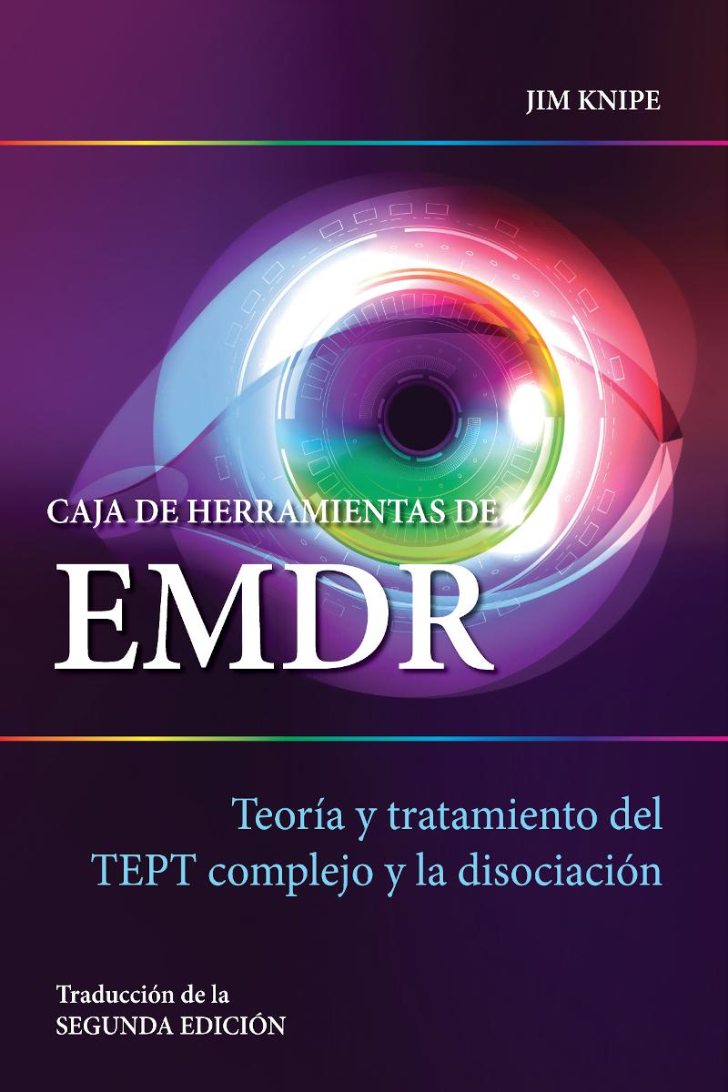 Caja de herramientas de EMDR: portada