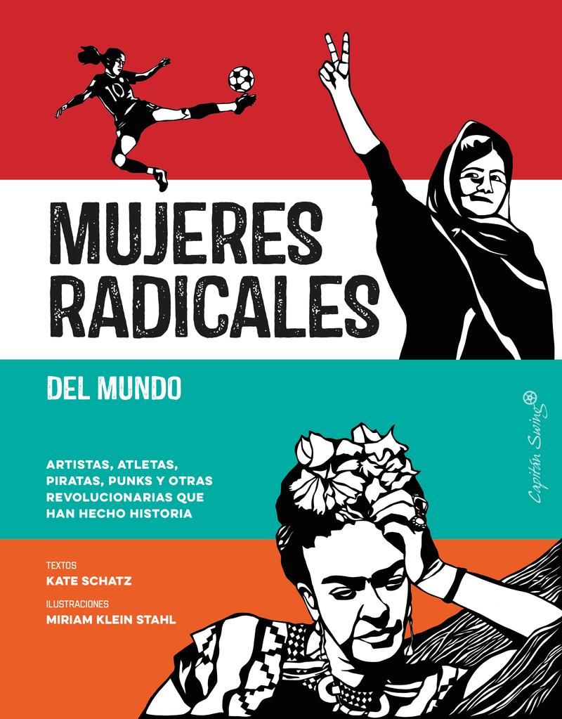 Mujeres radicales del mundo: portada