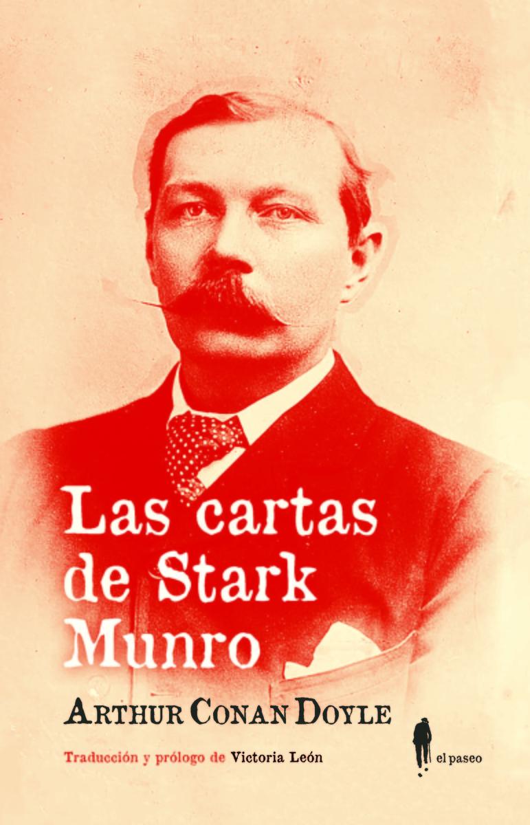 Las cartas de Stark Munro: portada