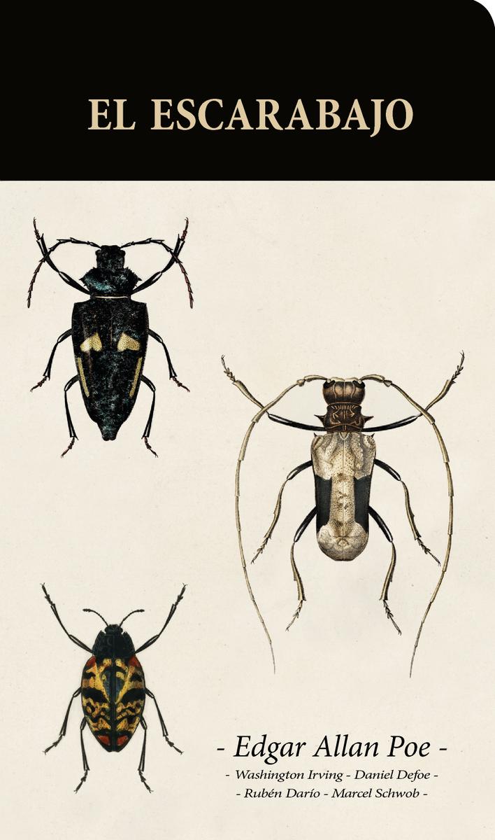 El escarabajo: portada