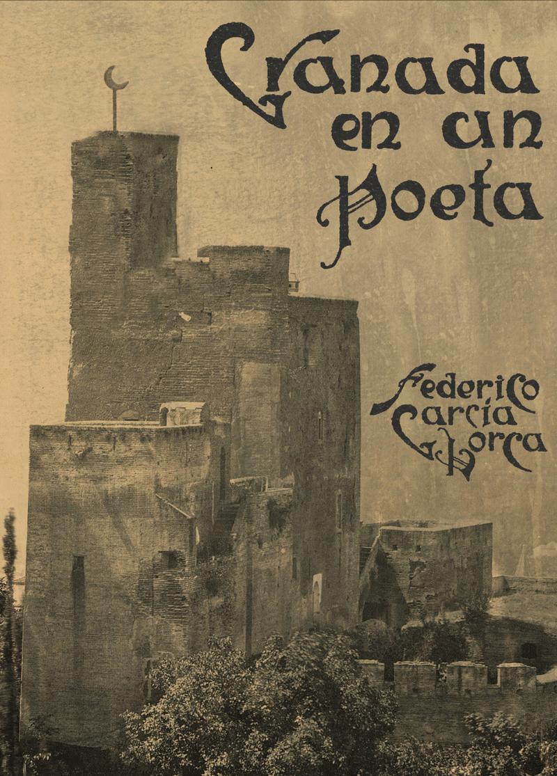 Granada en un poeta: portada