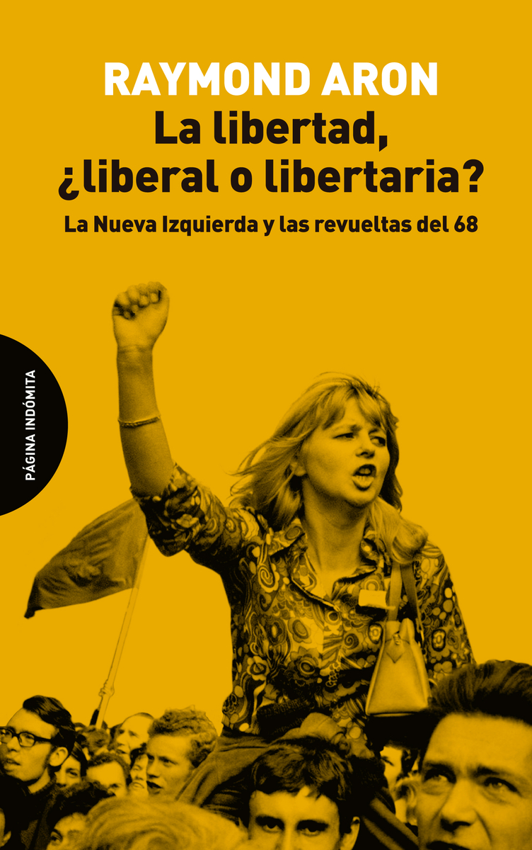 La libertad, ¿liberal o libertaria?: portada