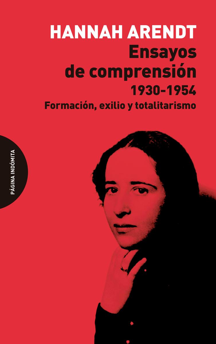 Ensayos de comprensión, 1930-1954: portada