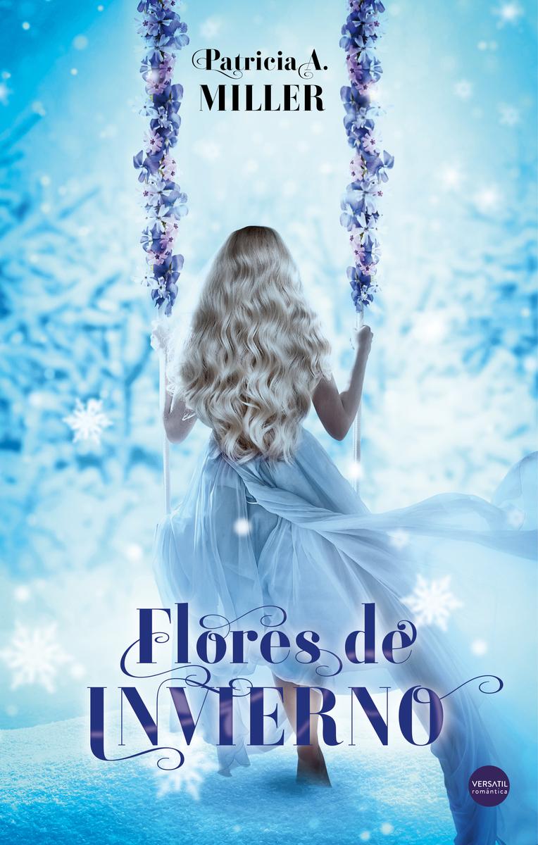 Flores de Invierno: portada