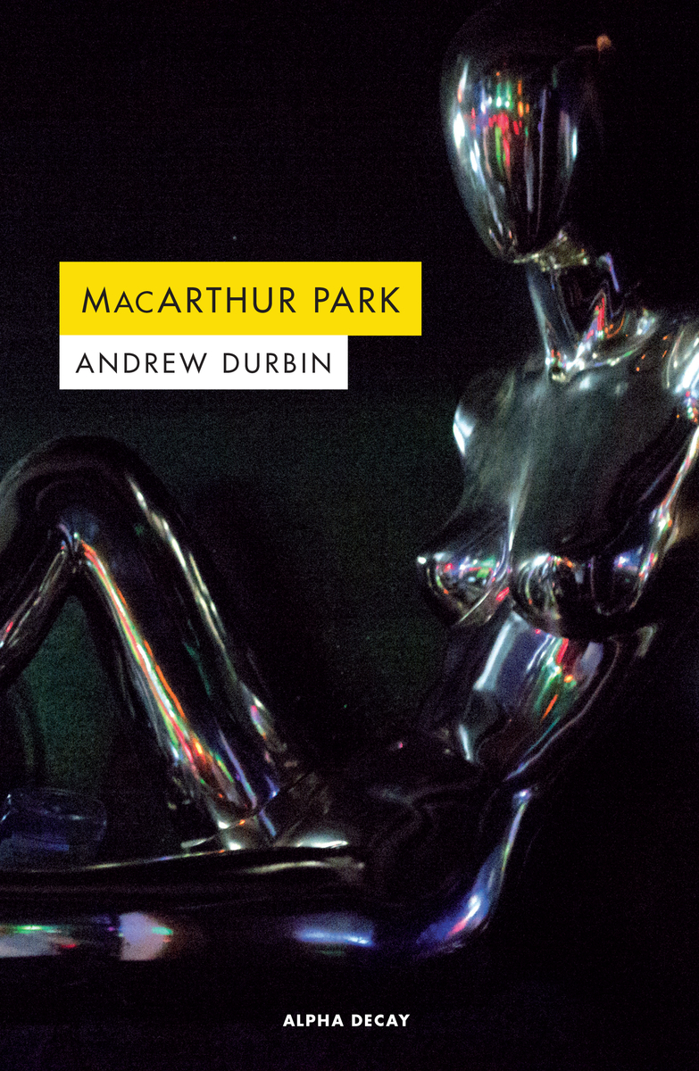 MacARTHUR PARK: portada