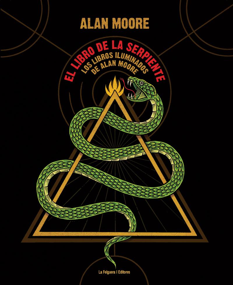 EL LIBRO DE LA SERPIENTE: portada