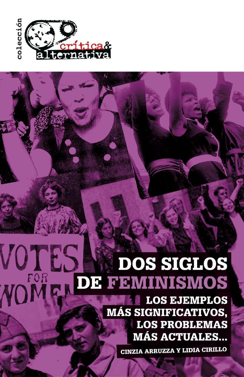 Dos siglos de feminismos: portada