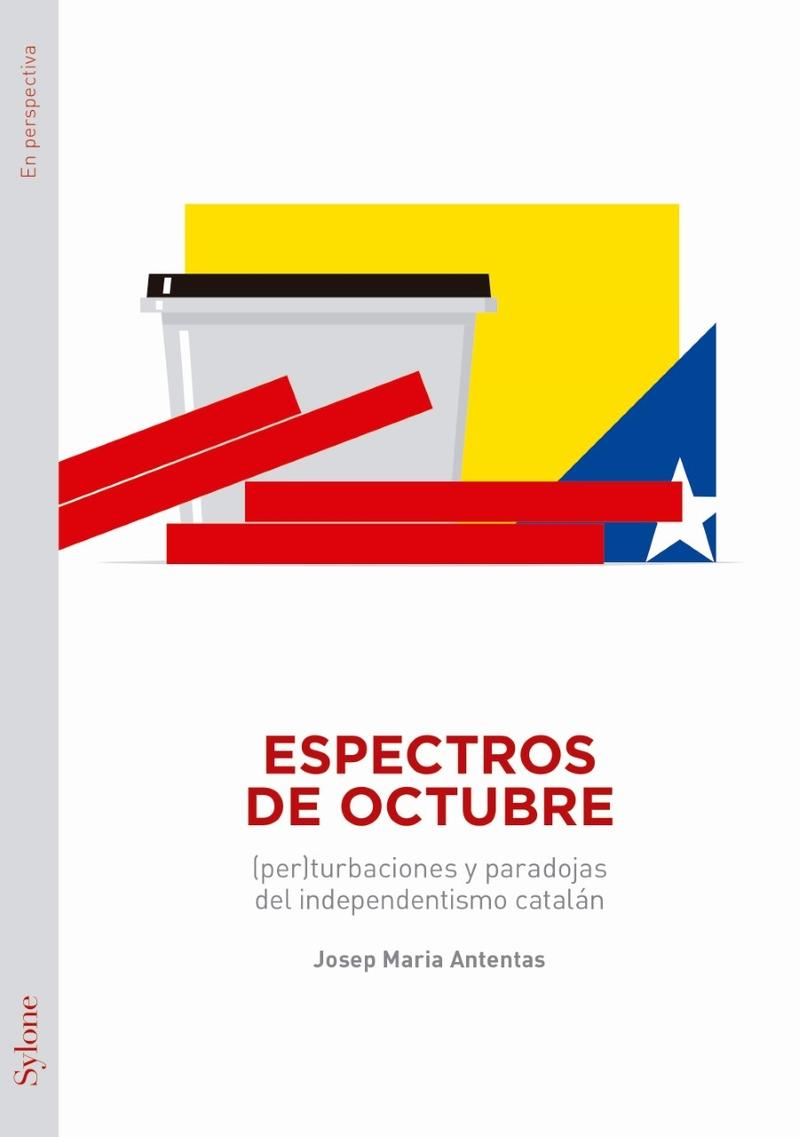 Espectros de Octubre: portada