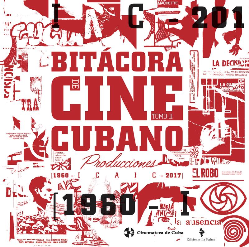 Bitácora del cine cubano. Tomo II: portada