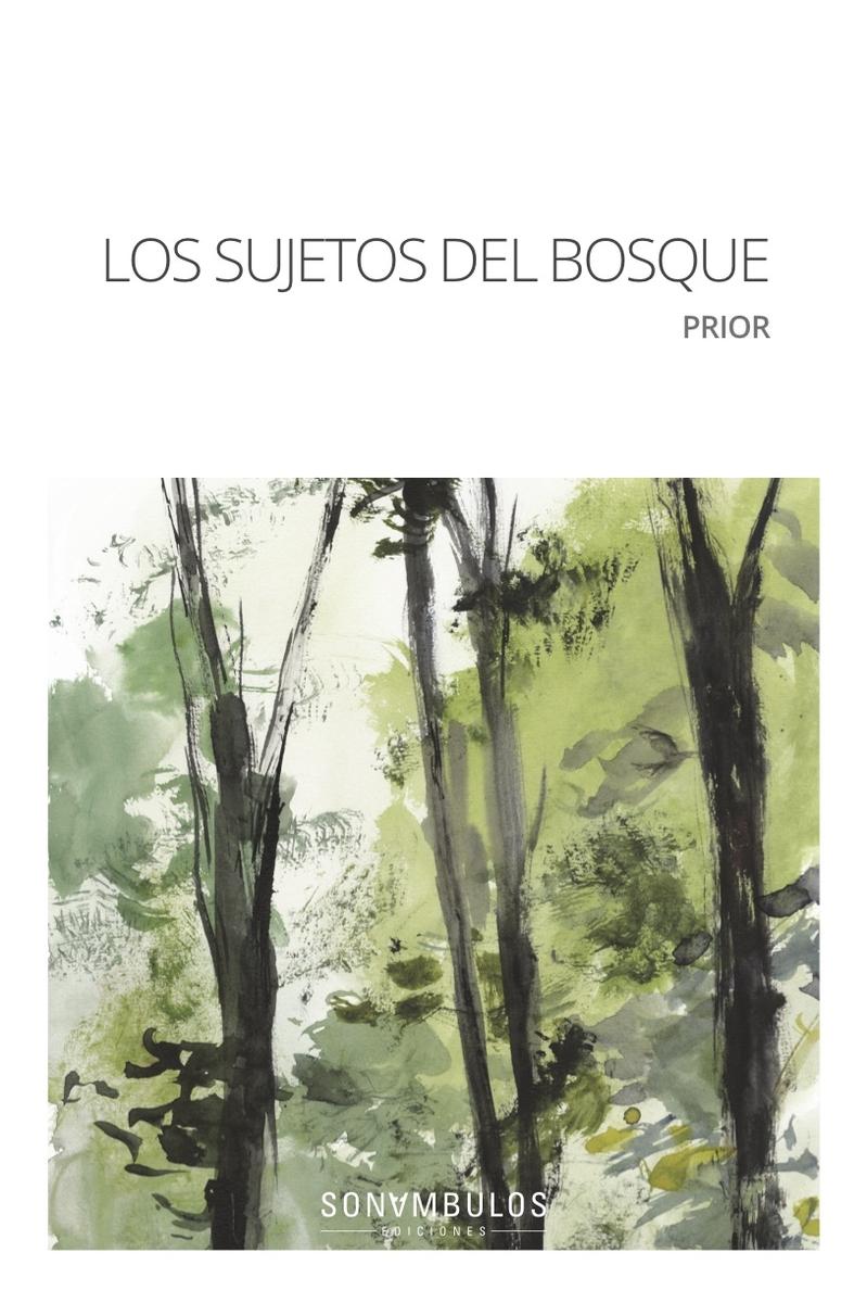 LOS SUJETOS DEL BOSQUE: portada