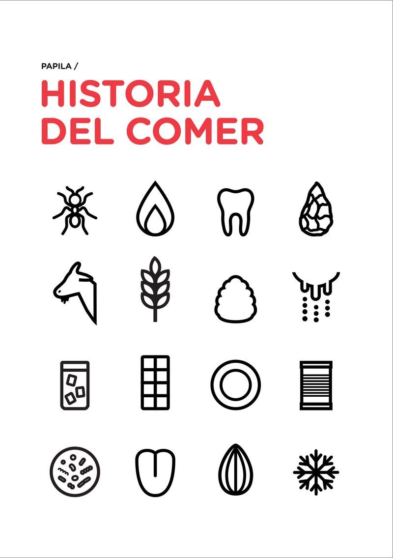 HISTORIA DEL COMER: portada