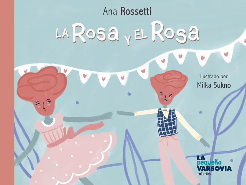 La Rosa y el Rosa: portada
