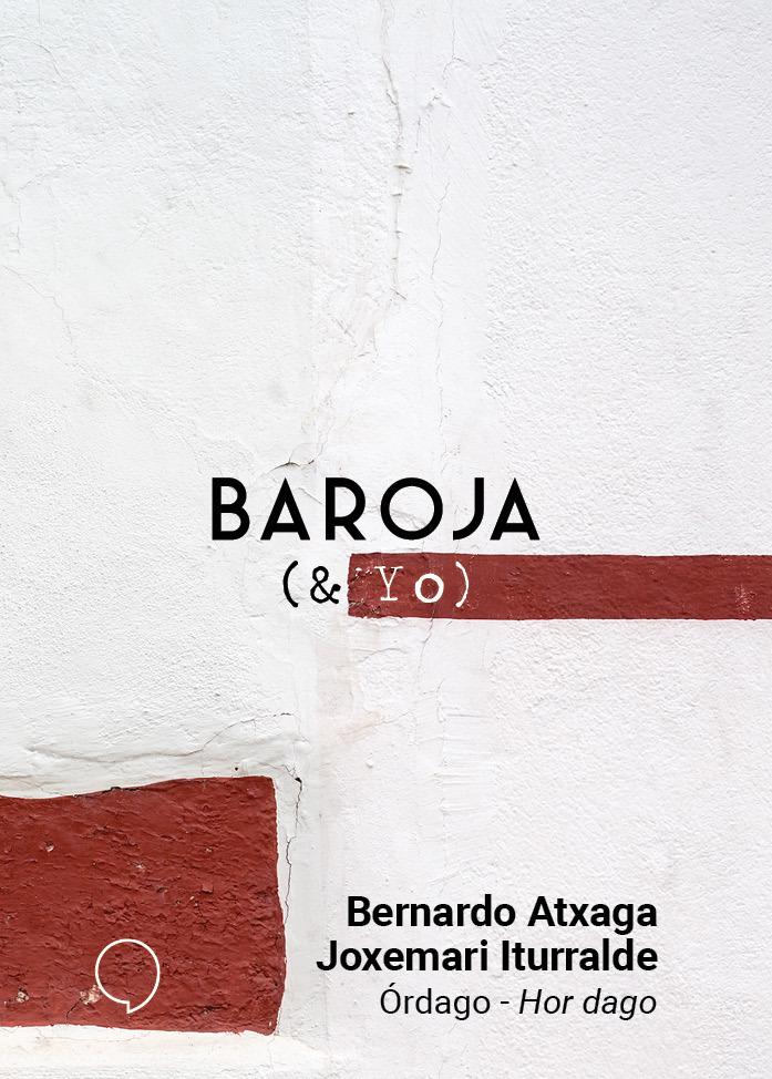 Órdago-Hor dago: portada