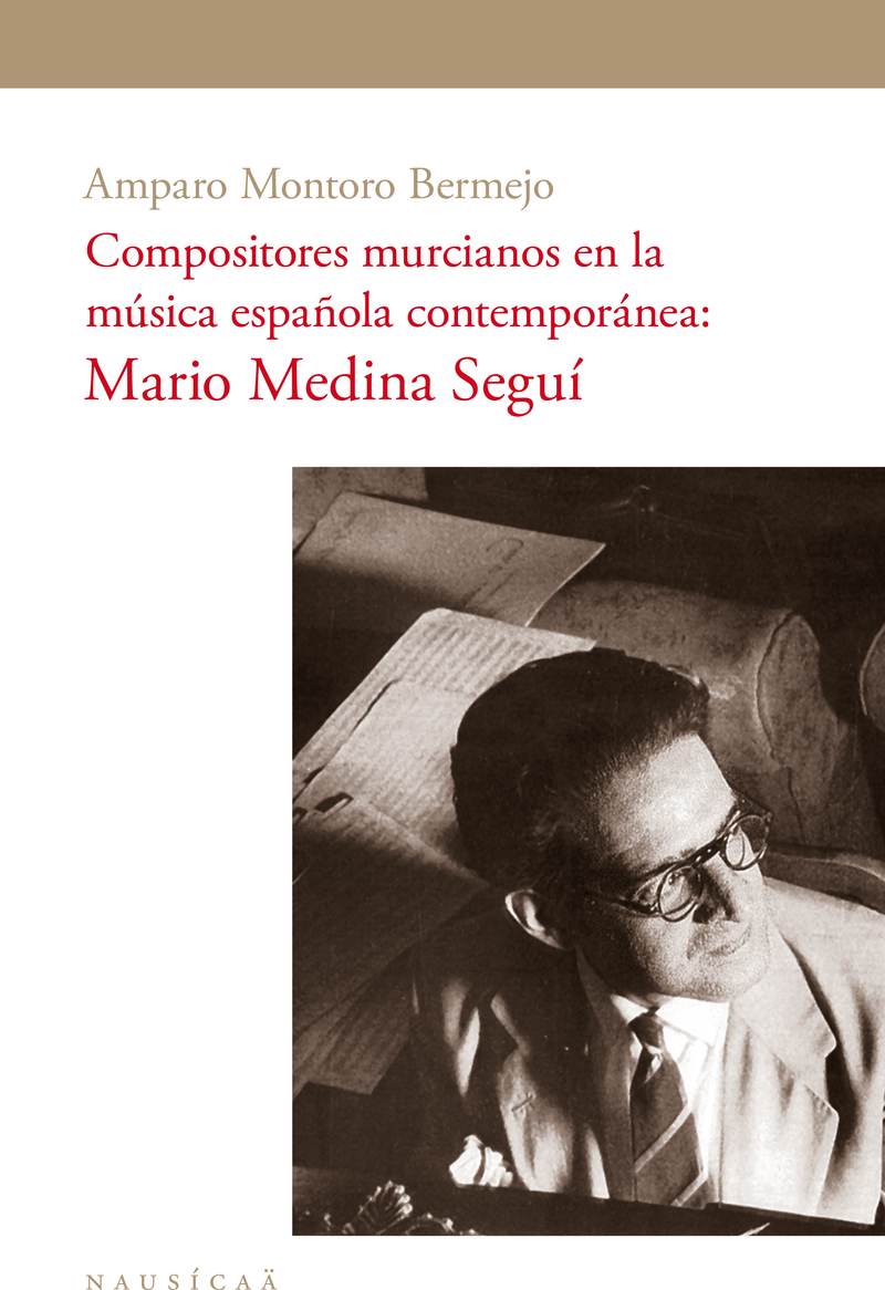 Compositores murcianos en la música española contemporánea: portada
