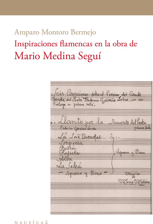Inspiraciones flamencas en la obra de Mario Medina Seguí: portada