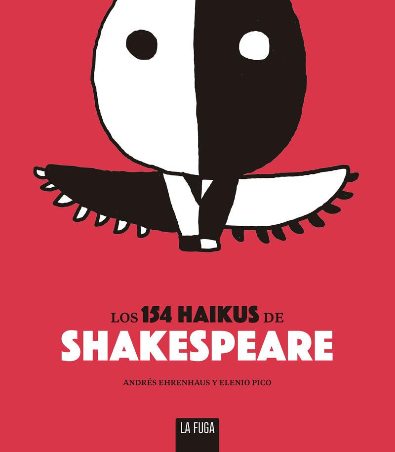 Los 154 haikus de Shakespeare: portada