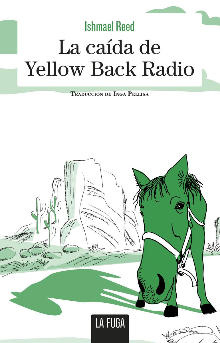 La caída de Yellow Back Radio: portada