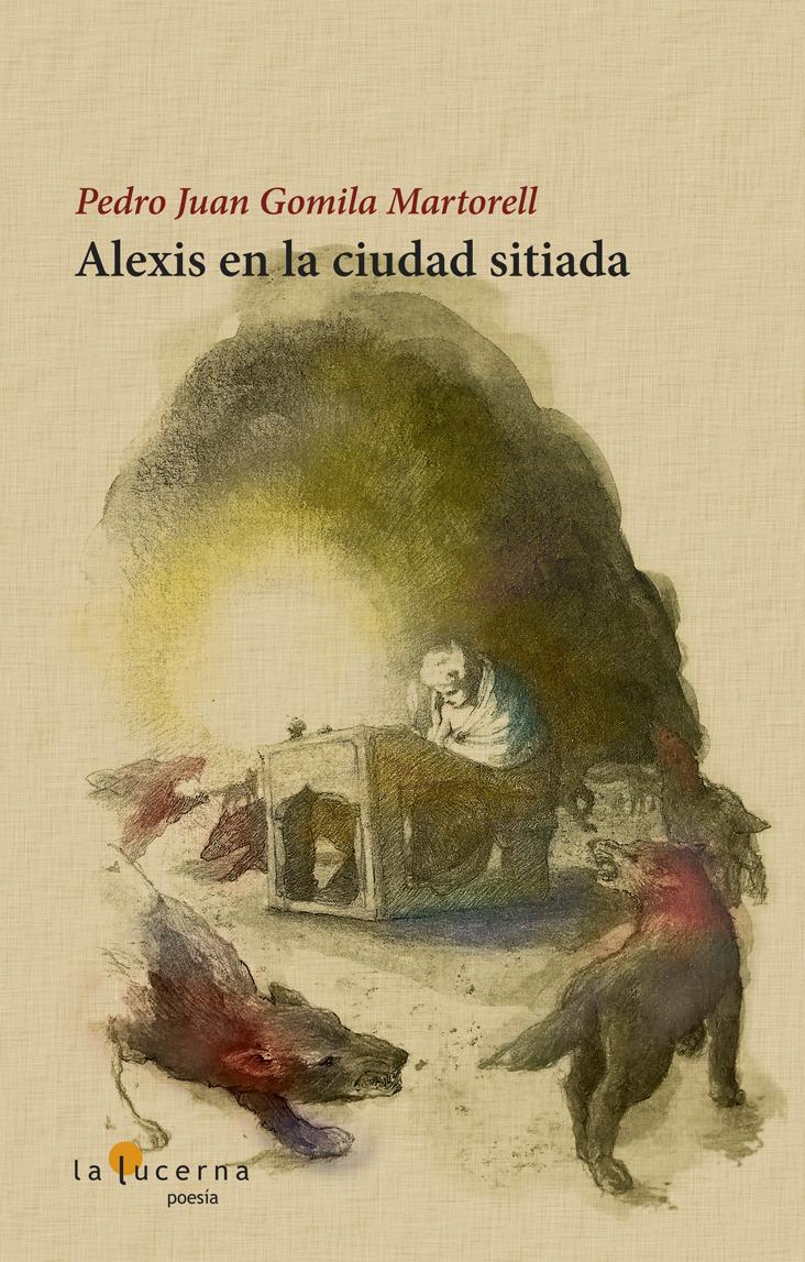 ALEXIS EN LA CIUDAD SITIADA: portada