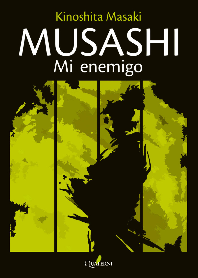 MUSASHI. MI ENEMIGO: portada