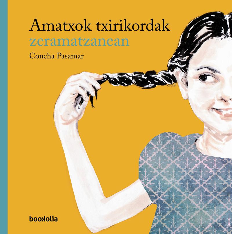 AMATXOK TXIRIKORDAK ZERAMATZANEAN: portada