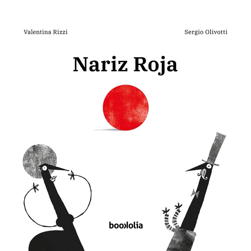 Nariz Roja: portada