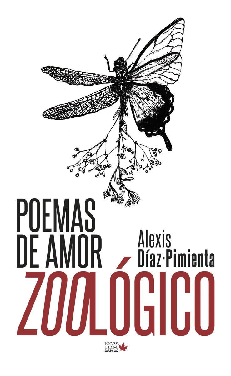 Poemas de amor zoológico: portada