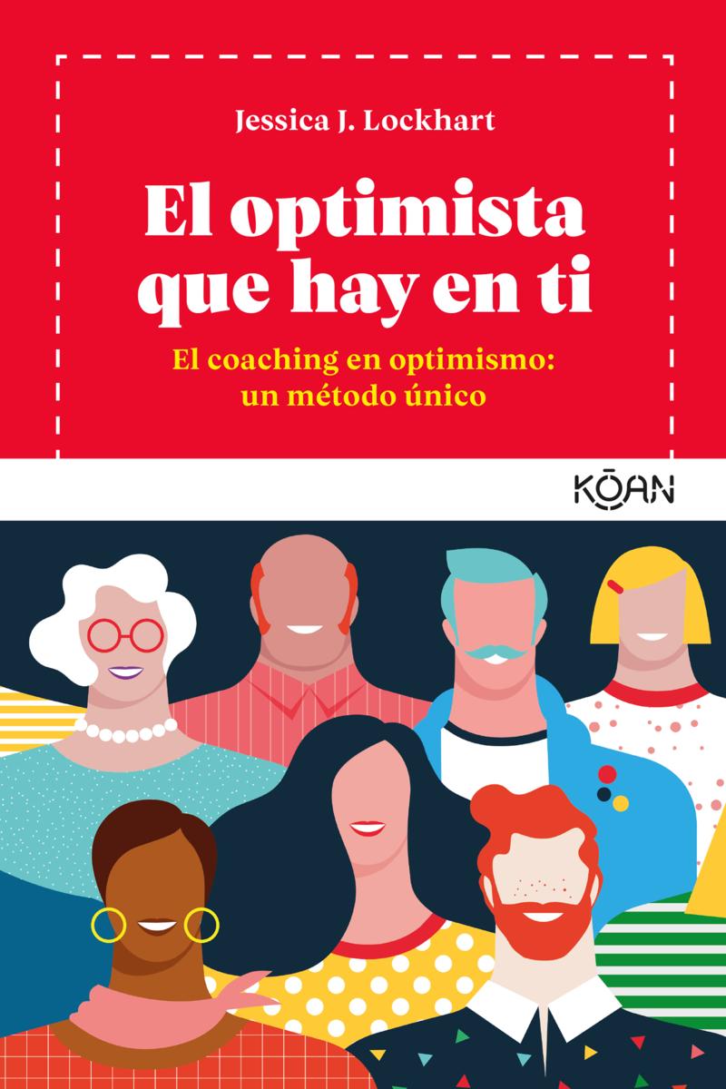El optimista que hay en ti: portada