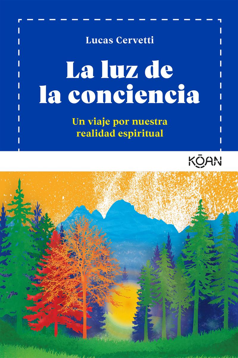 La luz de la conciencia: portada