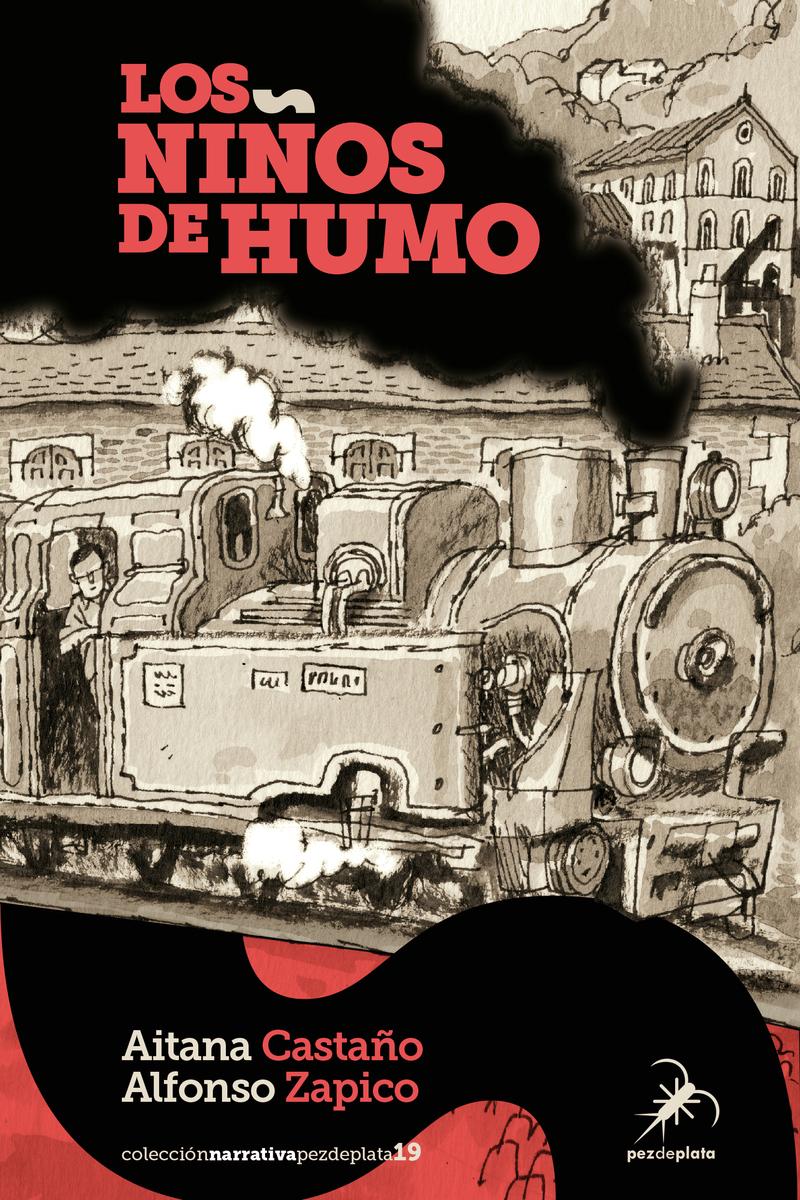LOS NIÑOS DE HUMO: portada