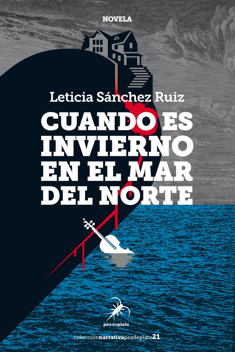 CUANDO ES INVIERNO EN EL MAR DEL NORTE: portada