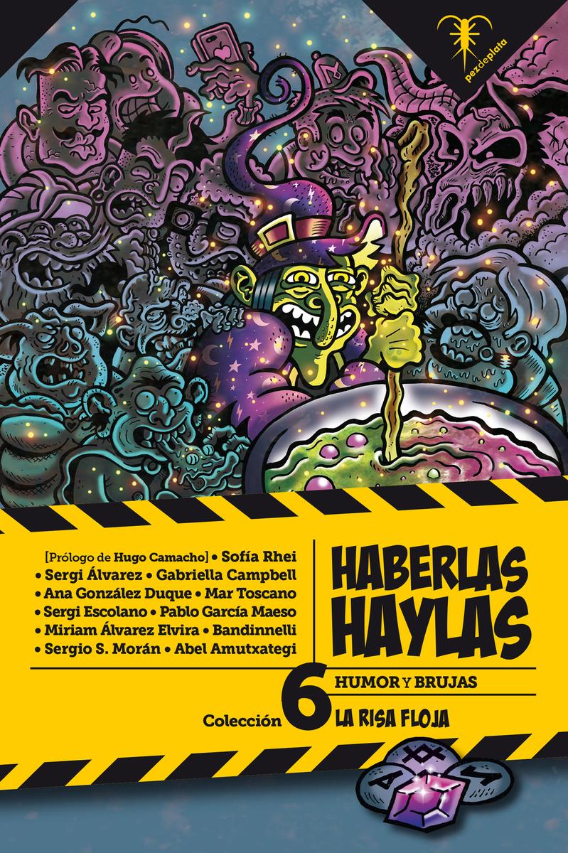 HABERLAS HAYLAS: portada