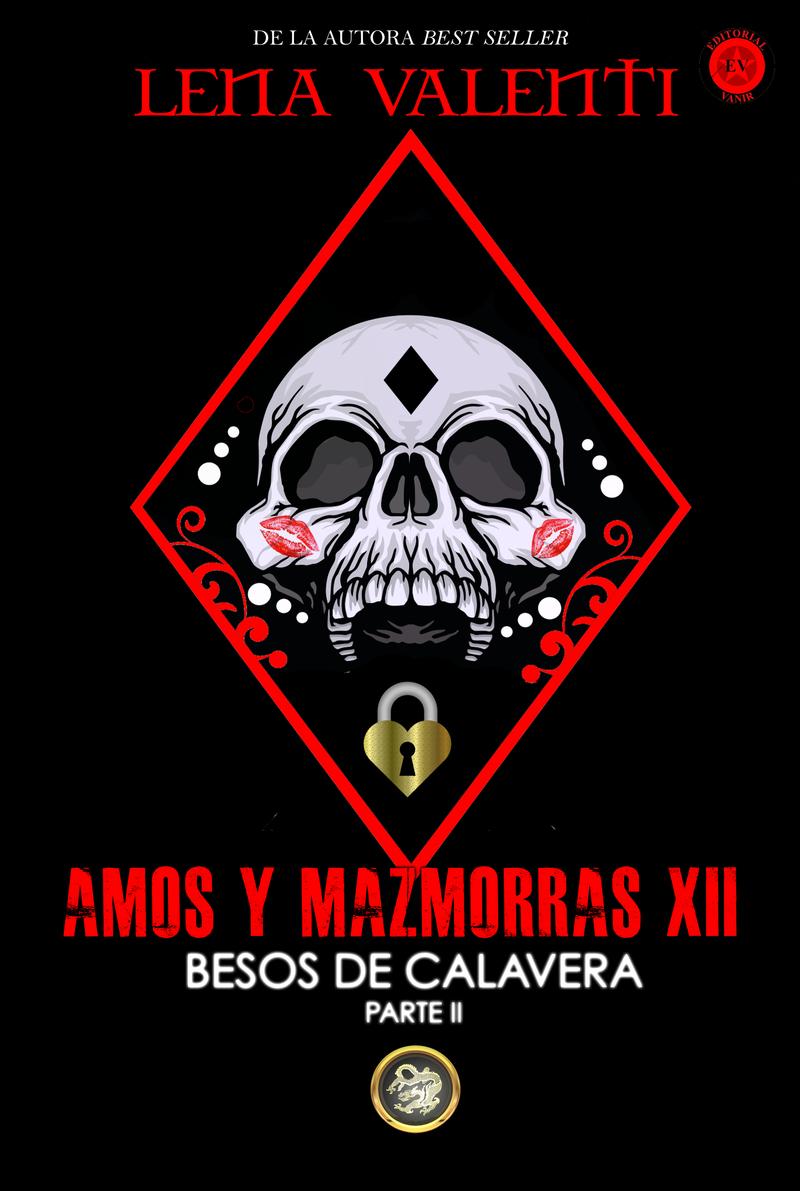 AMOS Y MAZMORRAS XII: portada