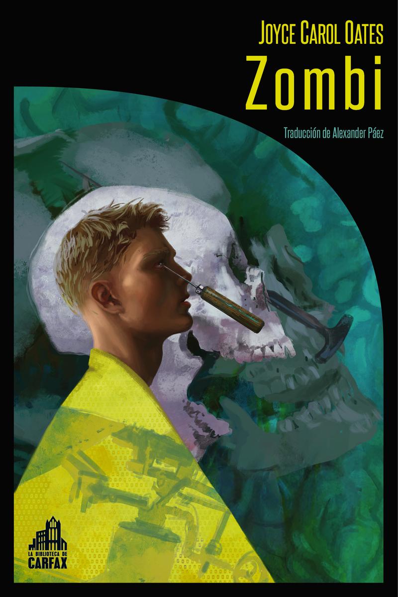 Zombi: portada
