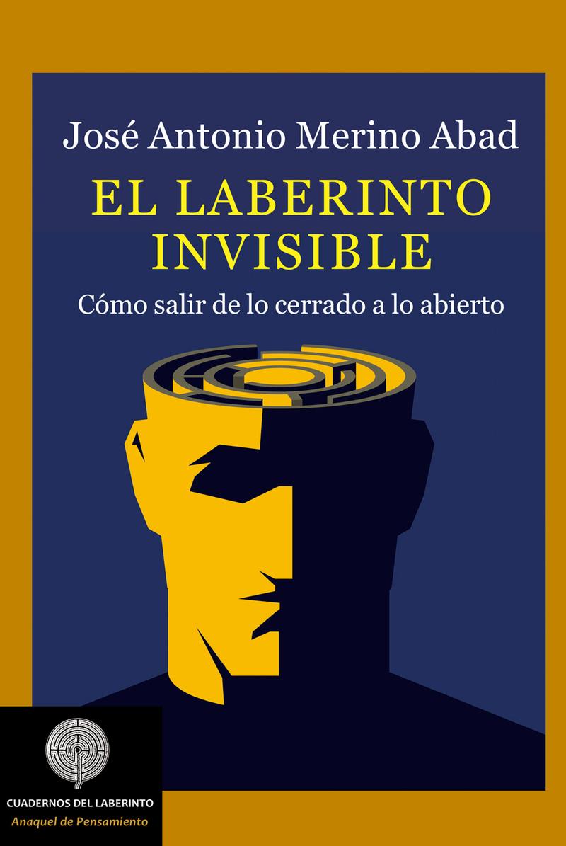 El laberinto invisible: portada