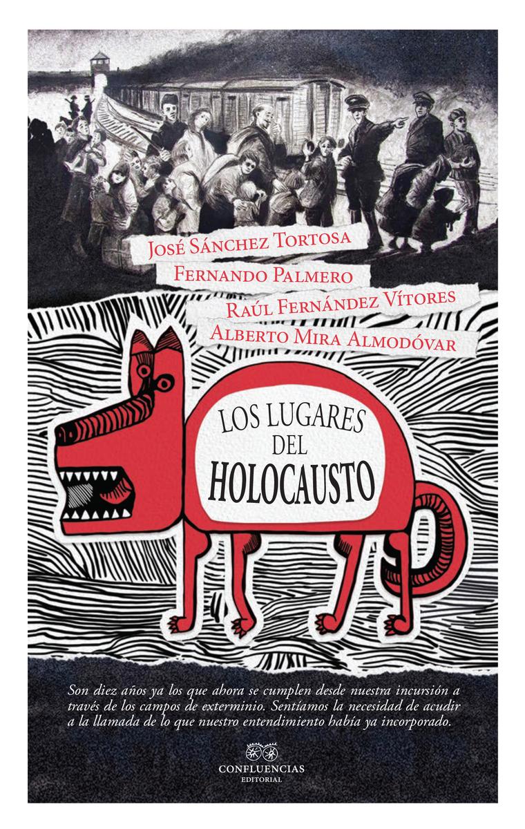 Los lugares del Holocausto: portada
