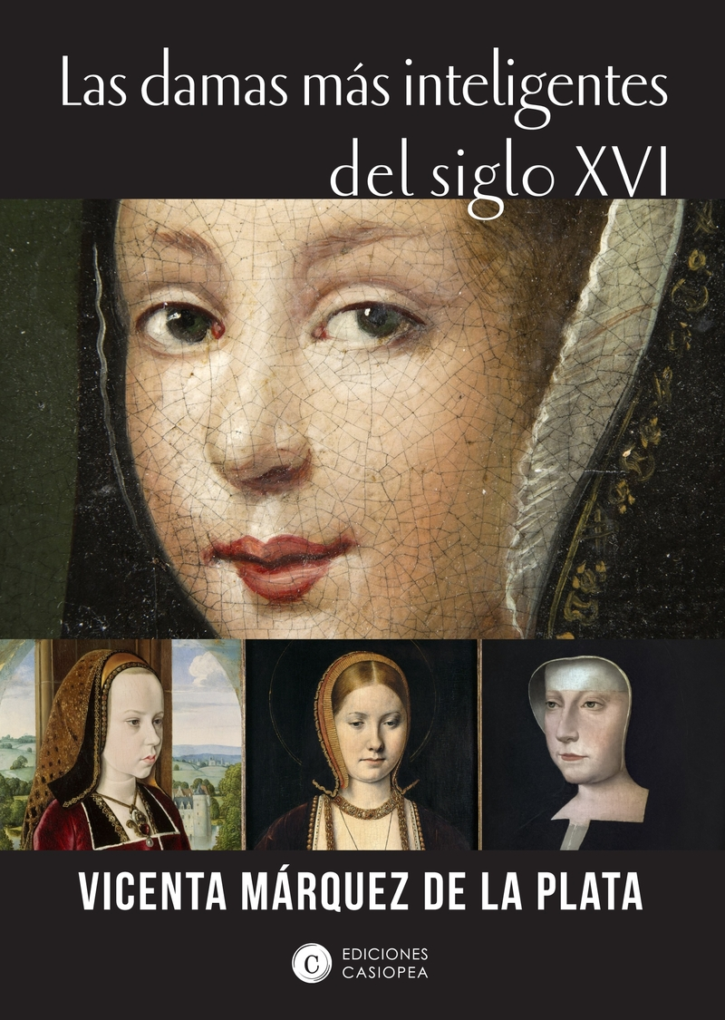 LAS DAMAS MÁS INTELIGENTES DEL SIGLO XVI: portada