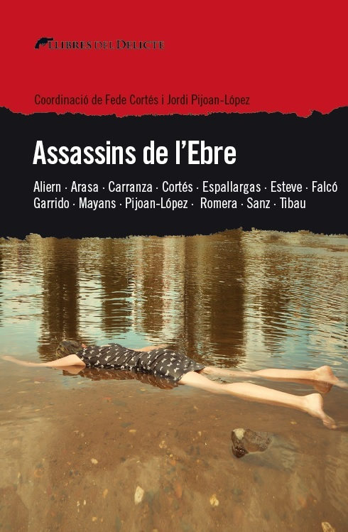 Assassins de l'Ebre: portada