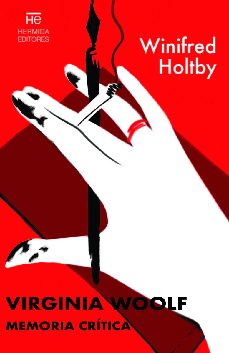 Virginia Woolf: portada