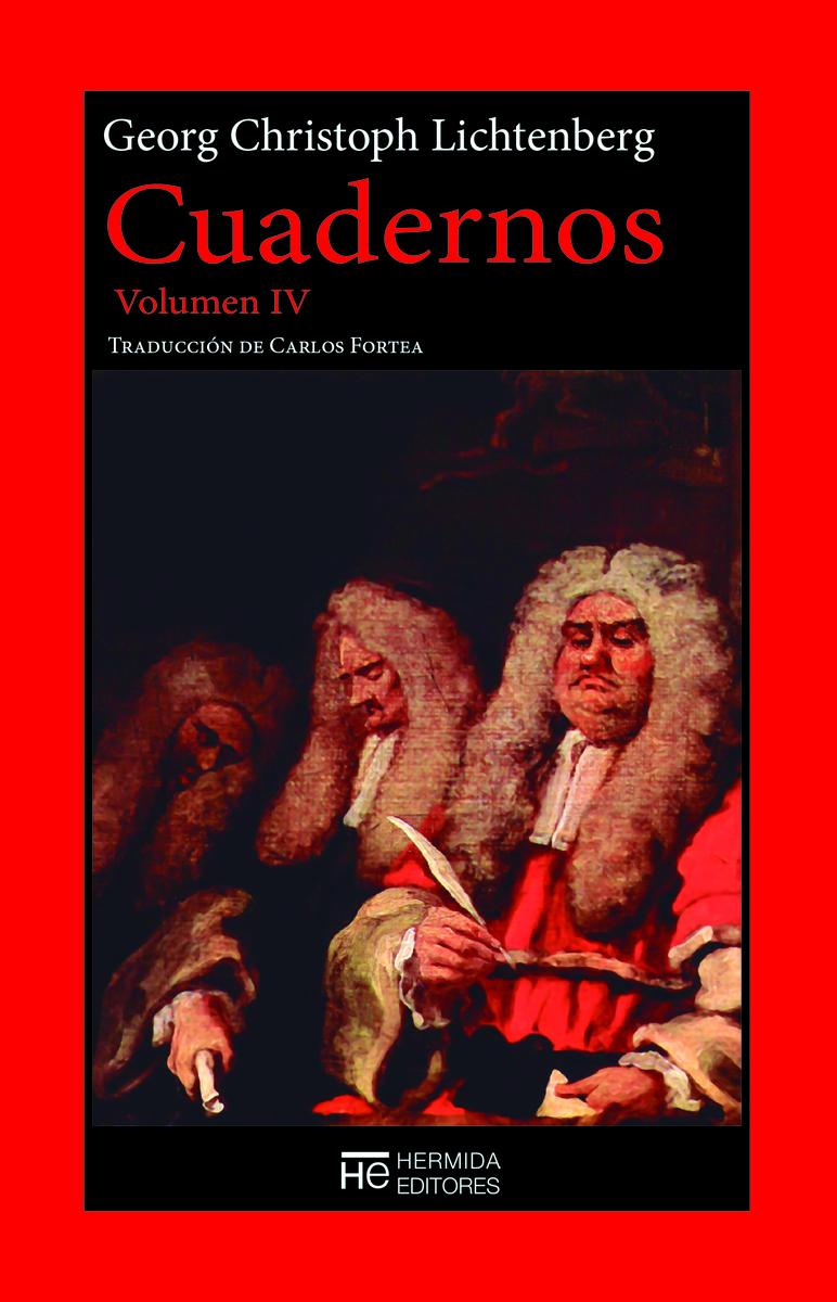 Cuadernos. Volumen IV: portada