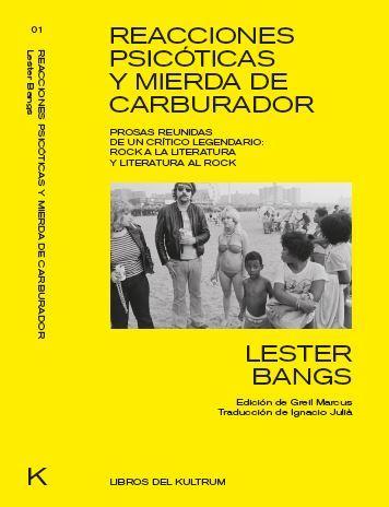 REACCIONES PSICÓTICAS Y MIERDA DE CARBURADOR: portada