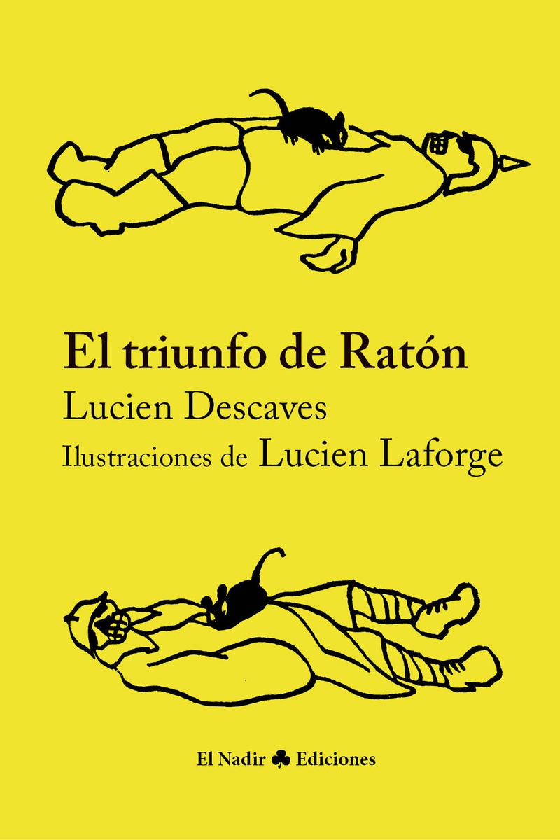 El triunfo de Ratón: portada