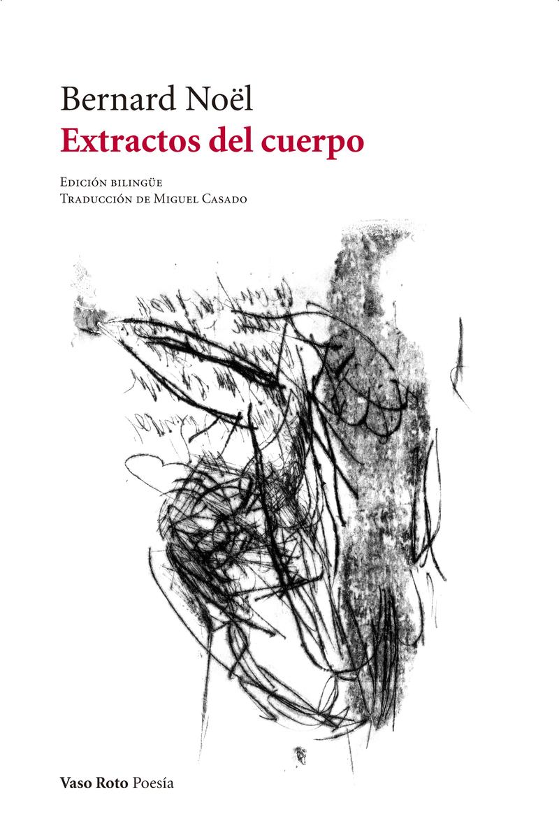 Extractos del cuerpo: portada